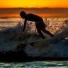 Surfing San Diego