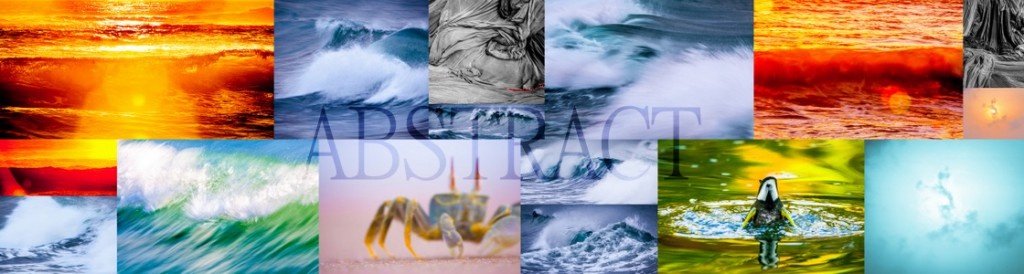 collage of abstract photos