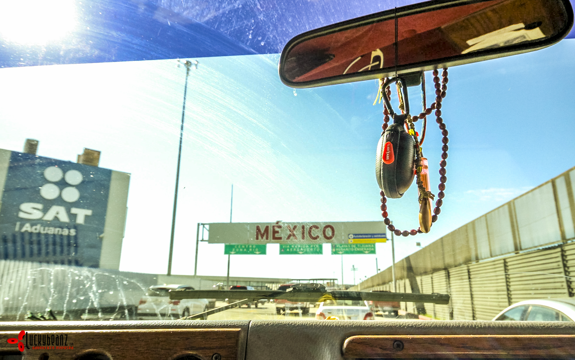 Welcome to Mexico.