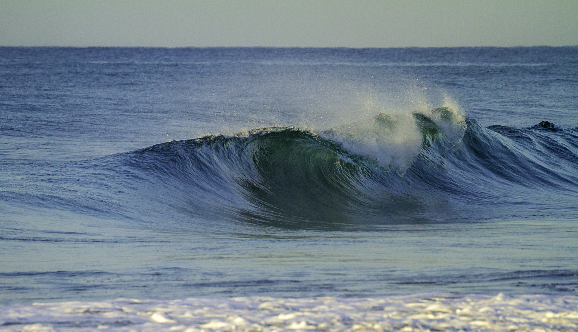 Wave breaking clean .K59